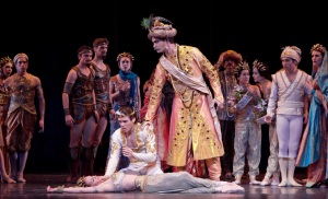 Houston Ballet - La Bayadere