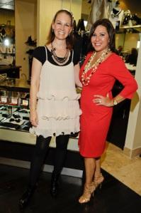 Kickoff Chairman Beth Muecke with Host Debbie Festari PWL Studio