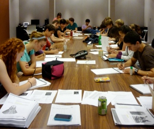 Houston Ballet Summer Intensive Career Studies Class