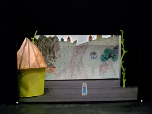 Student Set Design of Giselle