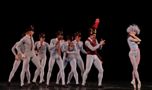 Amy Fote & Artists of Houston Ballet in The Concert