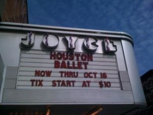 Houston Ballet at The Joyce Theater