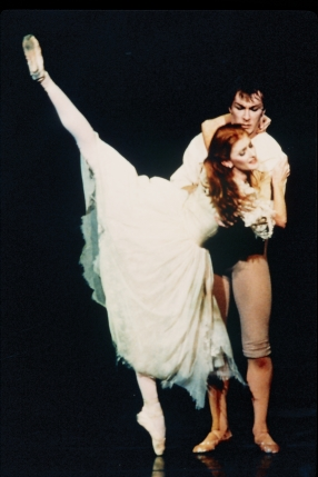 Jeanne Doornbos_Peer Gynt and Kenneth McCombie_Photo Unknown