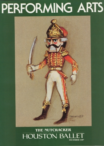 The Nutcracker Program 1987