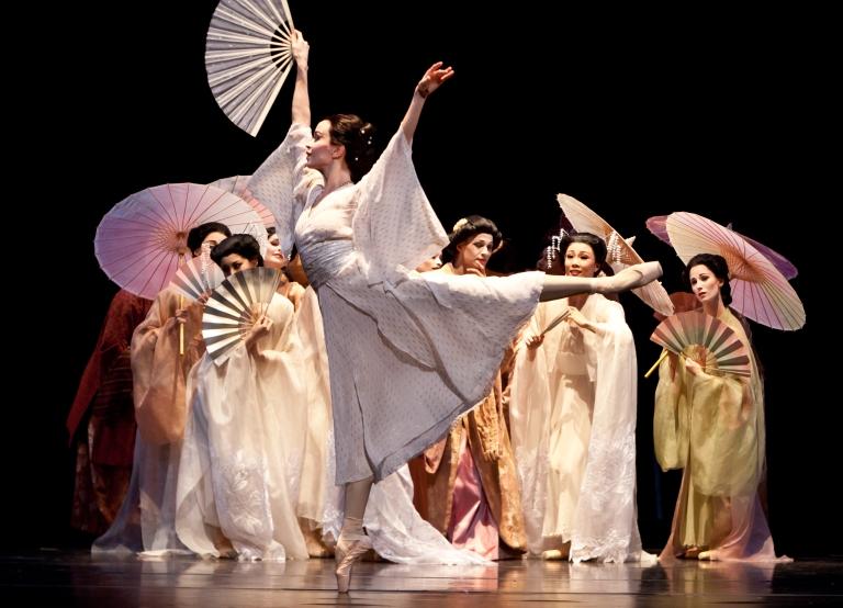 Madame Butterfly_Artists of Houston Ballet_Amitava Sarkar