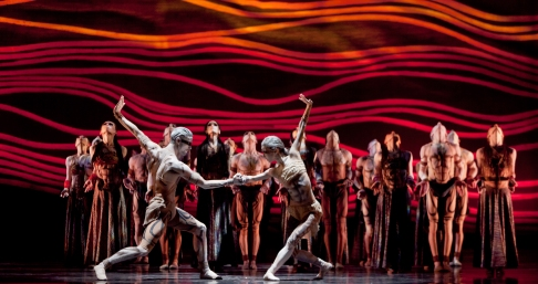 The Rite of Spring - Stanton Welch - Photo Amitava