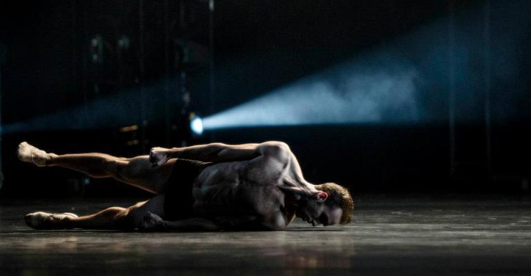 Garrett Smith - Courtesy of Norwegian National Ballet