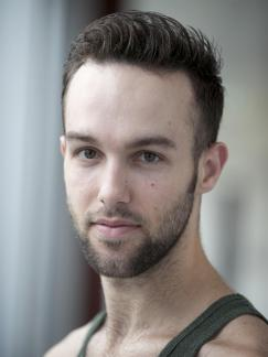 Garrett Smith Headshot 2 - Courtesy of Norwegian National Ballet