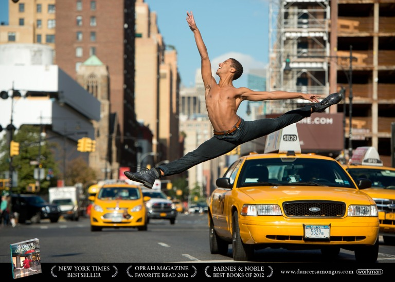 Jordan Matter - Houston Ballet - Harper Watters