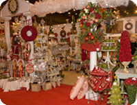 Nutcracker Market booth