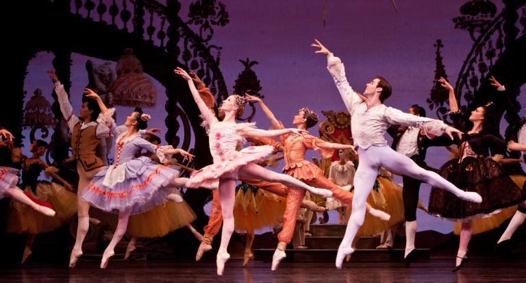The Nutcracker Artists of Houston Ballet