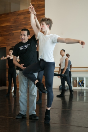 Houston Ballet Academy - Claudio Munoz