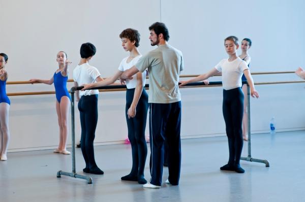 Houston Ballet Academy - Andrew Murphy
