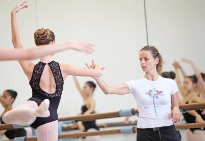 SabrinaLenzi Houston Ballet Academy
