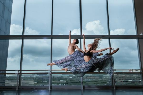 Tyler Donatelli & Michael Ryan - Amitava Sarkar Houston Ballet