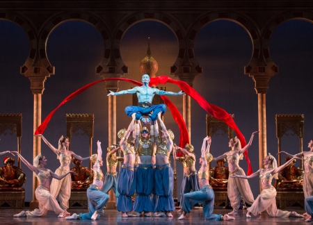 Christopher Gray and Artists of Houston Ballet