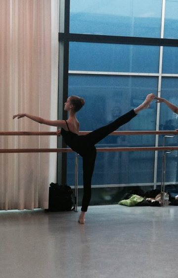 Charolette Houston Ballet Academy