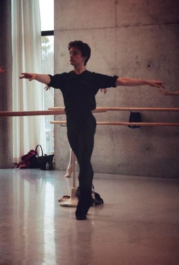 Houston Ballet Academy - James Potter