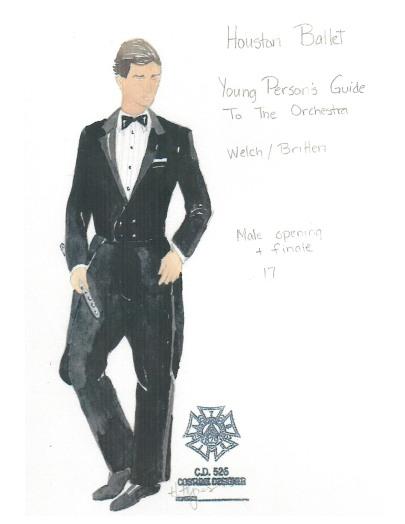Costume sketch 4