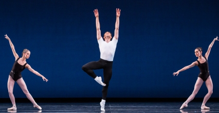 Artists of Houston Ballet - The Four Temperaments