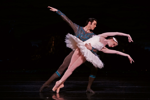 Swan Lake (ConnorWalsh&BarbaraBears2) - Welch