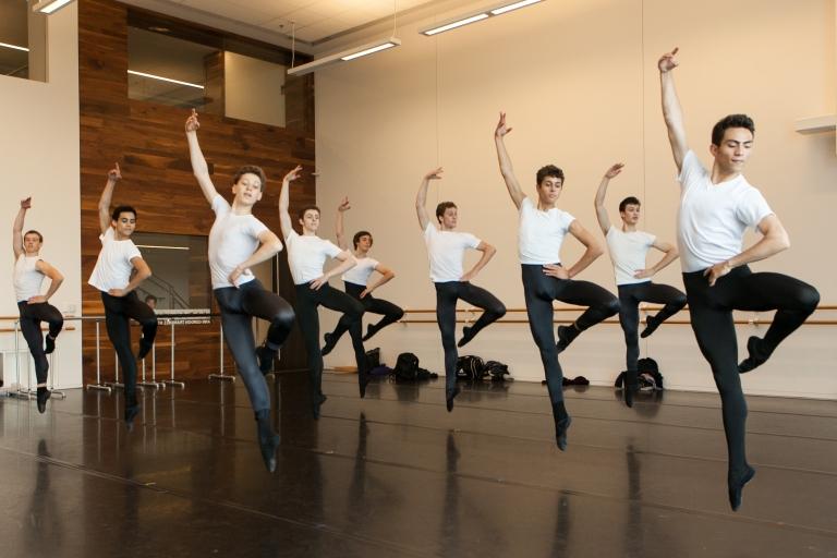 Houston Ballet Summer Intensive