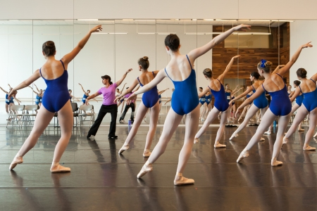 Houston Ballet Academy Summer Intensive