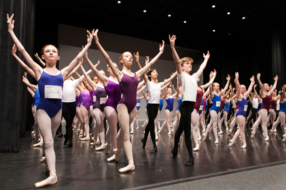 Houston Ballet Summer Intensive - 2013
