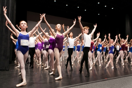 Houston Ballet Summer Intensive 2013