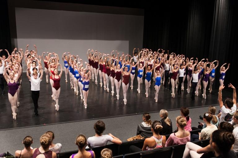Houston Ballet Academy Summer Intensive