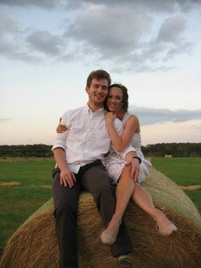 Elise and Rhodes Elliott