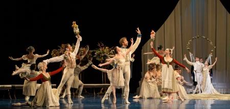 Houston Ballet 2014 A Midsummer Night's Dream