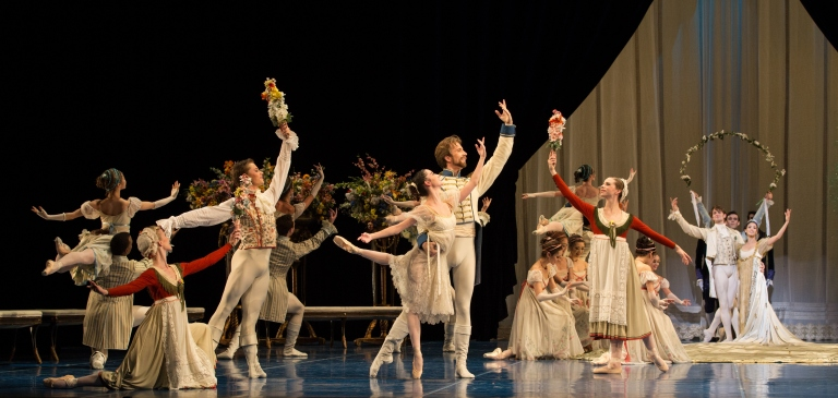 Houston Ballet 2014 A Midsummer Night's Dream