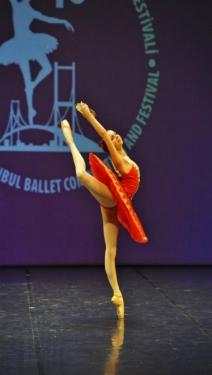 Deanna Pearson - Houston Ballet