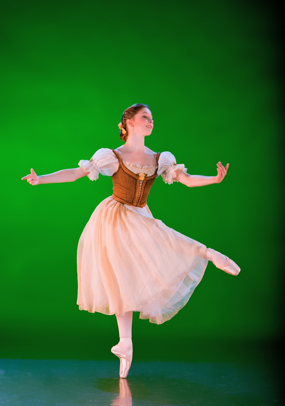 Giselle; Melody Mennite; photo by Amitava Sarkar