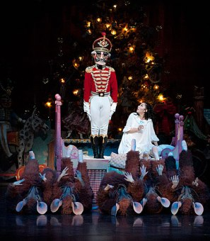 Houston Ballet Nutcracker - Photo