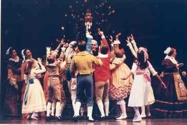 The Nutcracker (Caldwell) (Artists of Houston Ballet)