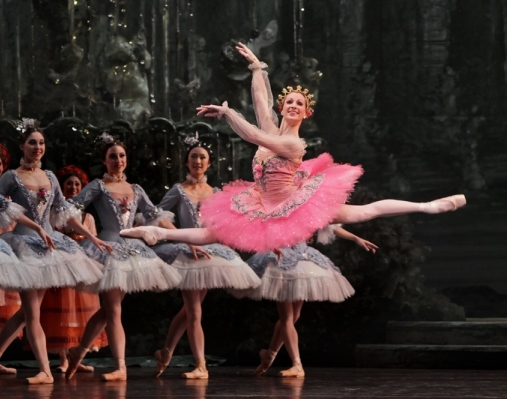 SaraWebb and Artists of Houston Ballet - The Sleeping Beauty